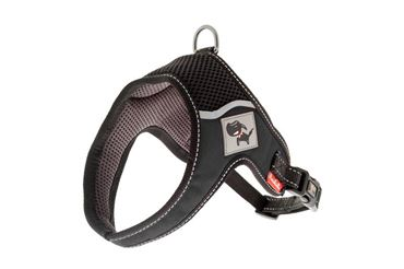 Bild von ADJUST.EVEREST HARNESS S 48-56/38CM BLAC
