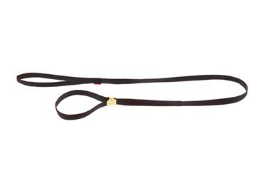 Bild von NYLON LEASH EXHIBITION 10MMX120CM BLACK