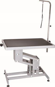 IDRAULIC TABLE 126X65XH.51,5-101CM