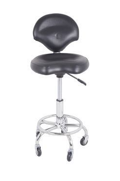 CHAIR WITH BACKREST FOR GROOMING