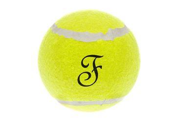 Изображение TENNIS BALL W/SQUEAKER 6,5CM