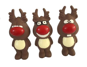 Изображение RUDOLPH&CO LATEX 16CM-9PCS
