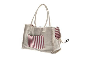 Bild von SABBIA COTTON BAG 43X30X19CM RED