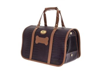 Bild von OFF DELUXE BAG CM.40X27X25 BROWN