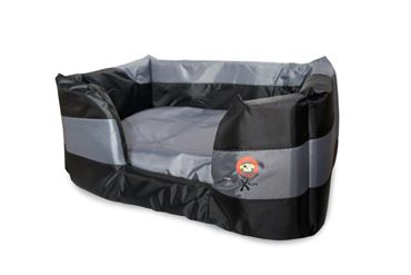 OFF DOG BEDS FUSS-OUTDOOR 62X45X25C BLAC