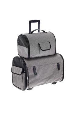 MONDO TROLLEY+BAG 53X27X35-42X24X27