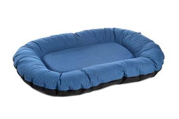 ELEGANCE PILLOW XL 130X96X14CM BLUE