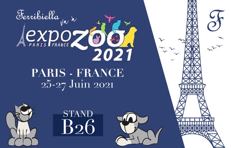 FERRIBIELLA EXPOZOO PARIS 2021!