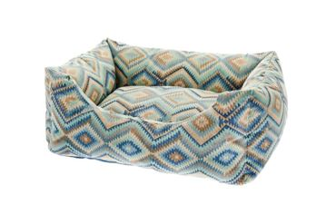RECT. PET BEDS PEDRO 3PCS LIGHT BLUE